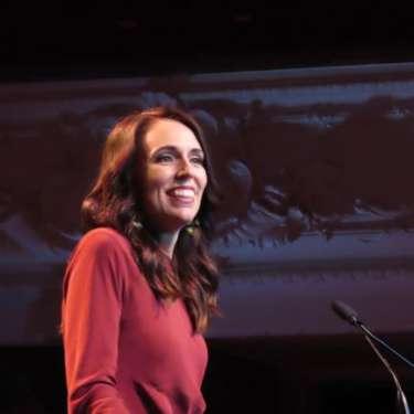 Jacinda Ardern's new ministry