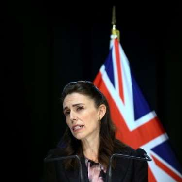 'Natural' to raise concerns over new Hong Kong security laws - Ardern