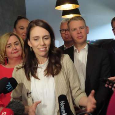 ELECTION 2020: Ardern talks up mandate to govern alone
