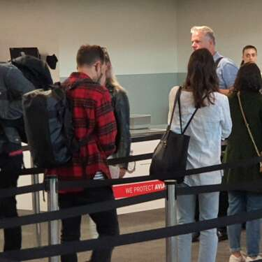 Covid complacency – Auckland airport-style