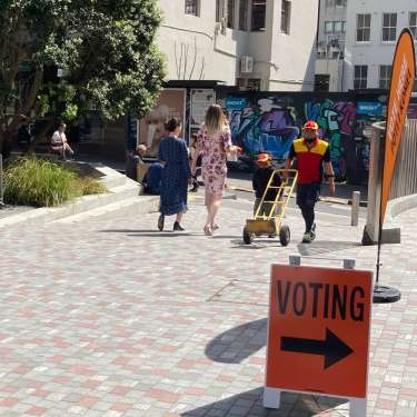 Electoral Commission preferred November polling day