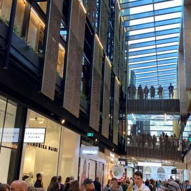 Commercial Bay hits 9m Kiwi visitors in year one