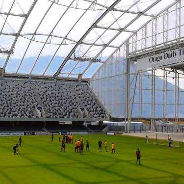 Forsyth Barr Stadium keeps name for another decade