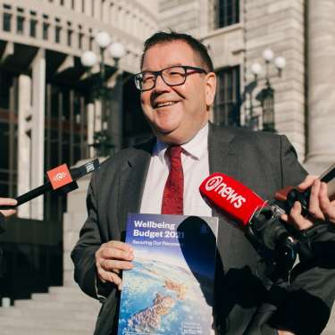 BUDGET 2021: Surplus back in sight as Robertson ends Ruthanasia