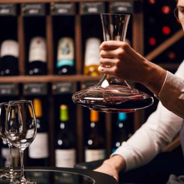 Vino supremo -  hit the right notes with a personal wine coach