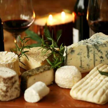 Twice as nice - the joy of matching wine with cheese