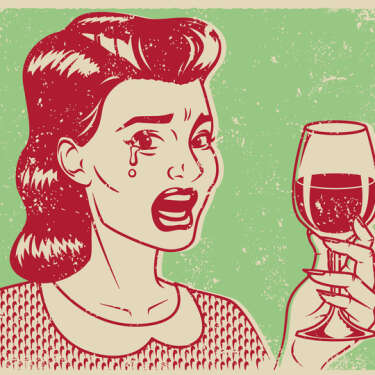 Ending on a sour note - why expensive wine goes bad
