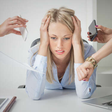 Pressure test - workplace stress is bad for business, here's how to fix it