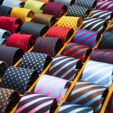 Man the barricades - in defence of the necktie