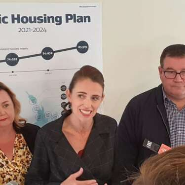 Govt wiggles on housing hook