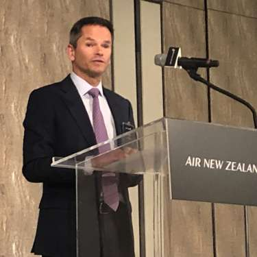 Outgoing Air NZ CFO to join Cam Wallace at Mediaworks