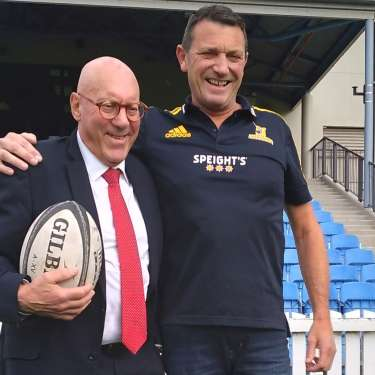 Queenstown to get first Super rugby game in 11 years