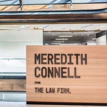Law firm Meredith Connell plays down litigation exits