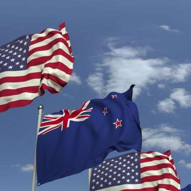 NZ and US should 'quickly deepen' relationship: Ardern