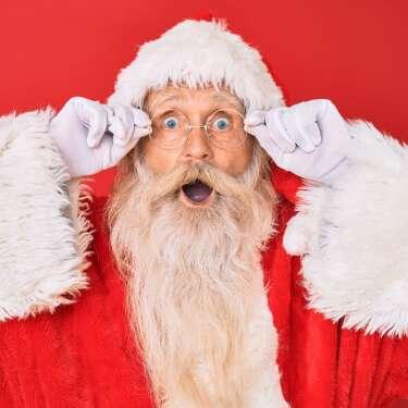 A Santa rally is coming