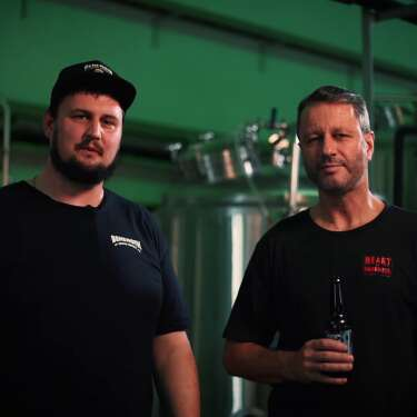 Liquid gold - tasting notes on Heart of Darkness and Behemoth's new craft beer collaboration