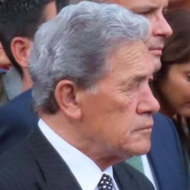 ELECTION 2020: Winston Peters, King of the Grumps, Vows Happiness