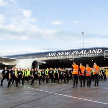 Transit management key to reopening borders - Air NZ
