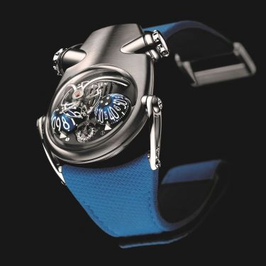 Luxury watches: Bright times ahead